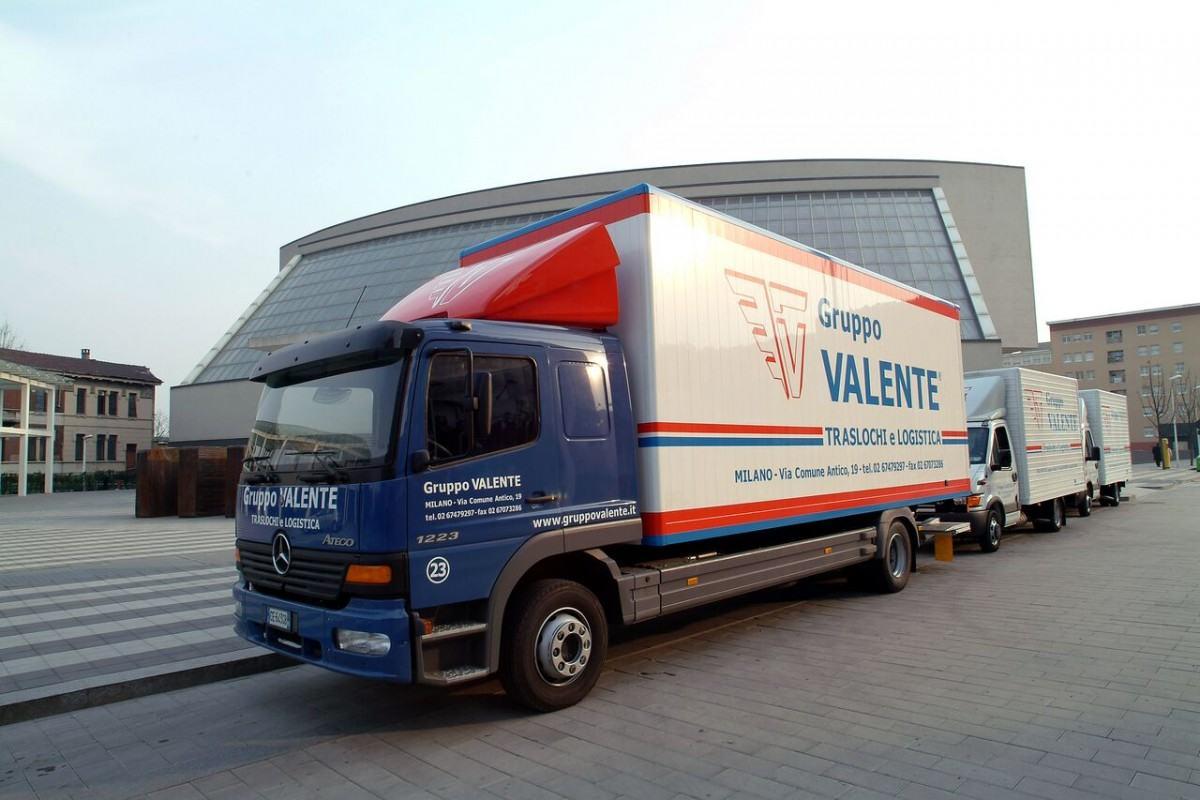 Camion Gruppo Valente