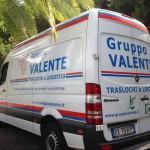 auto elettrica Gruppo Valente